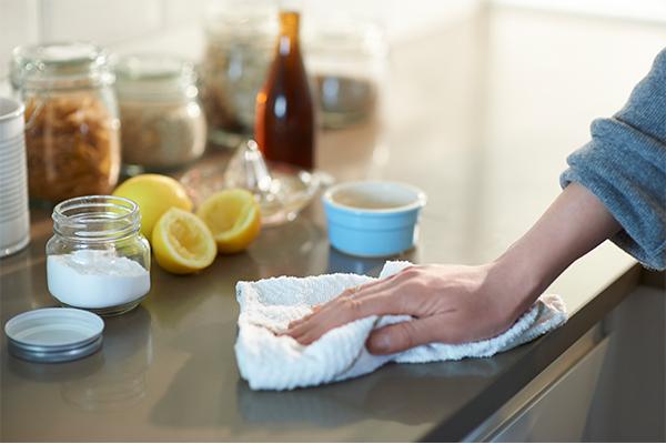 Cítricos en la cocina
