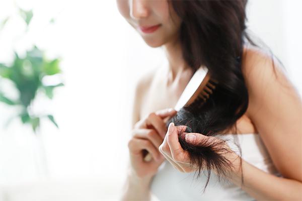 Pérdida de cabello por COVID-19