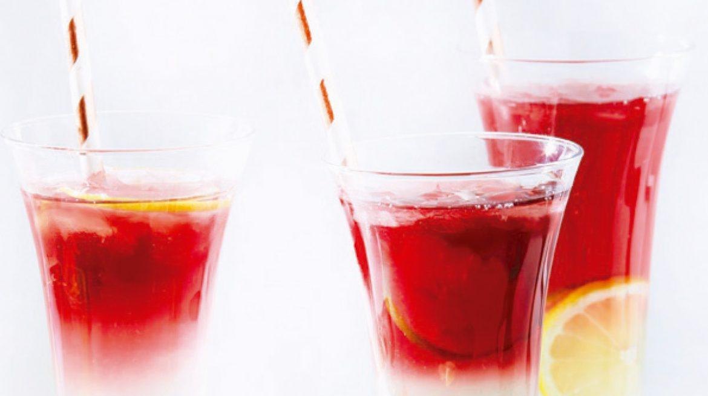 Como hacer limonada con vino tinto