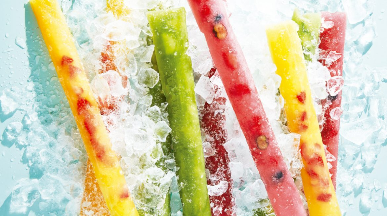 Congeladas de frutas