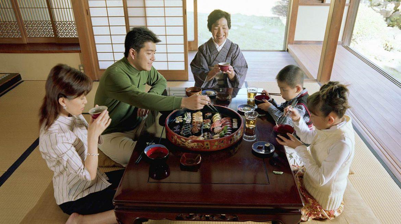 Costumbres de Japon saludables