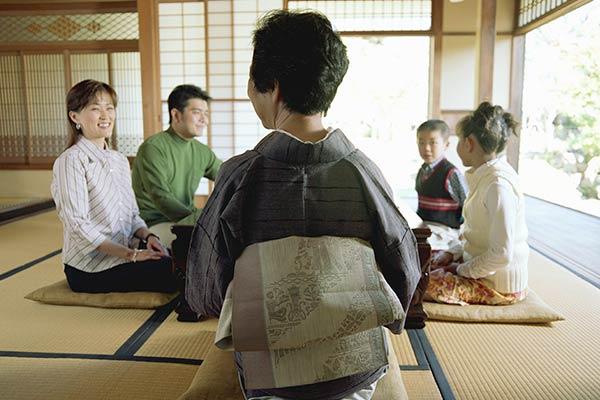 Costumbres de Japon