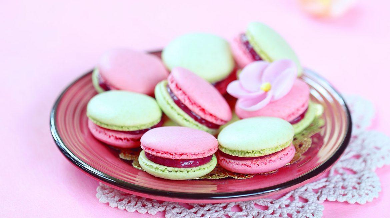 Macarrones dulces caseros