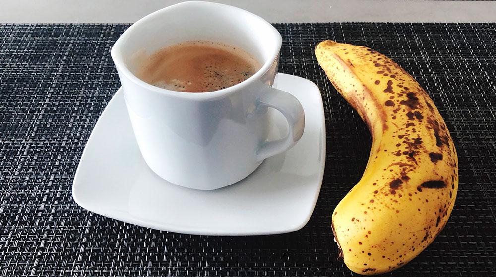 té de banana