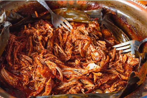 carne de cochinita pibil