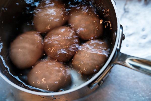 Como cocer huevo duro o cocido