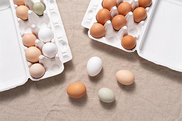 Huevos más frescos