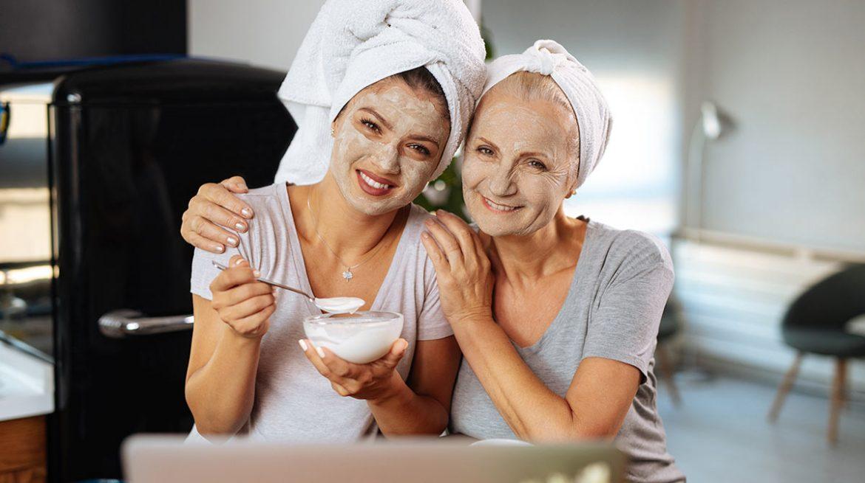 Ingredientes naturales para un spa en casa