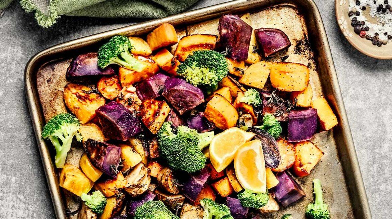 3 tips para rostizar vegetales