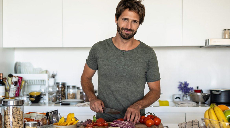 alimentos para hombres