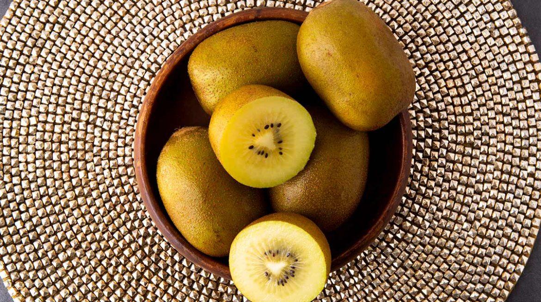 Beneficios del kiwi amarillo