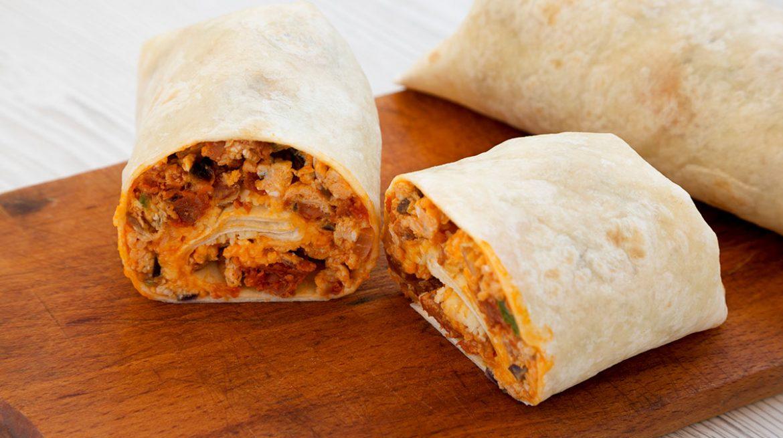 Burrito a la mexicana: ¡disfruta de esta delicia en tu desayuno!