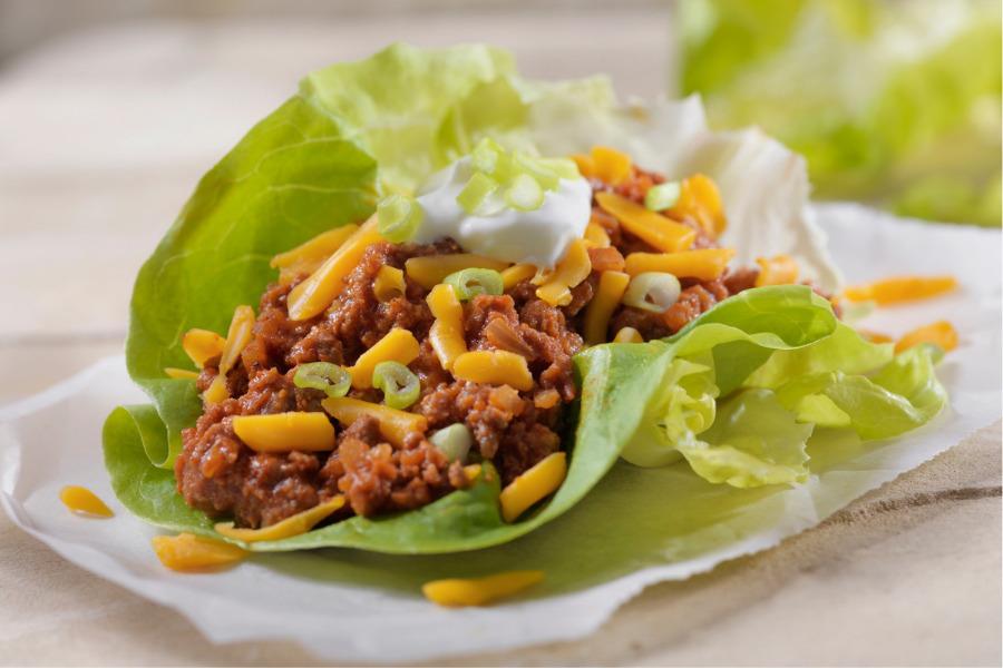 Recetas con carne molida bajas en calorías