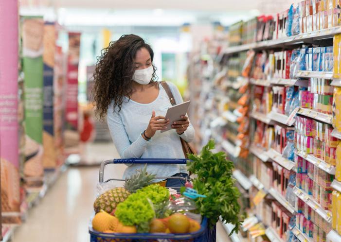 como ahorrar en el mercado supermercado