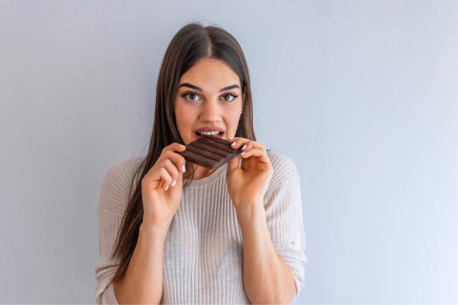 Cuánto chocolate se puede comer al día
