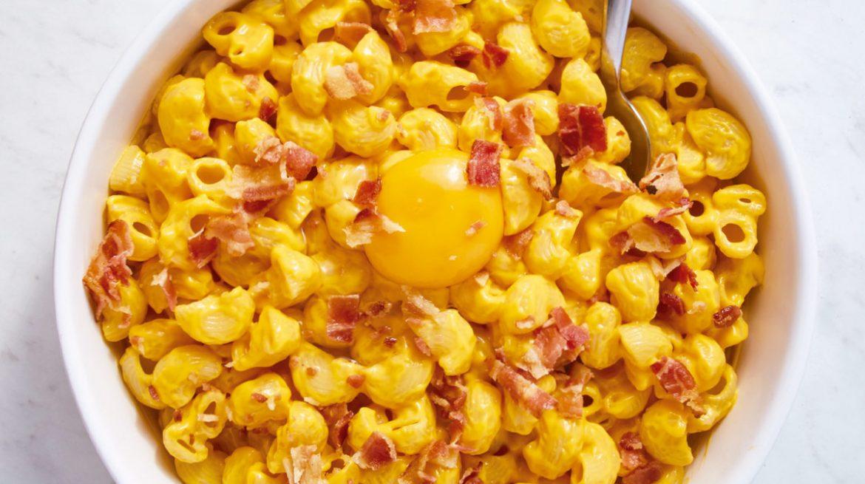 mac and cheese receta paso a paso