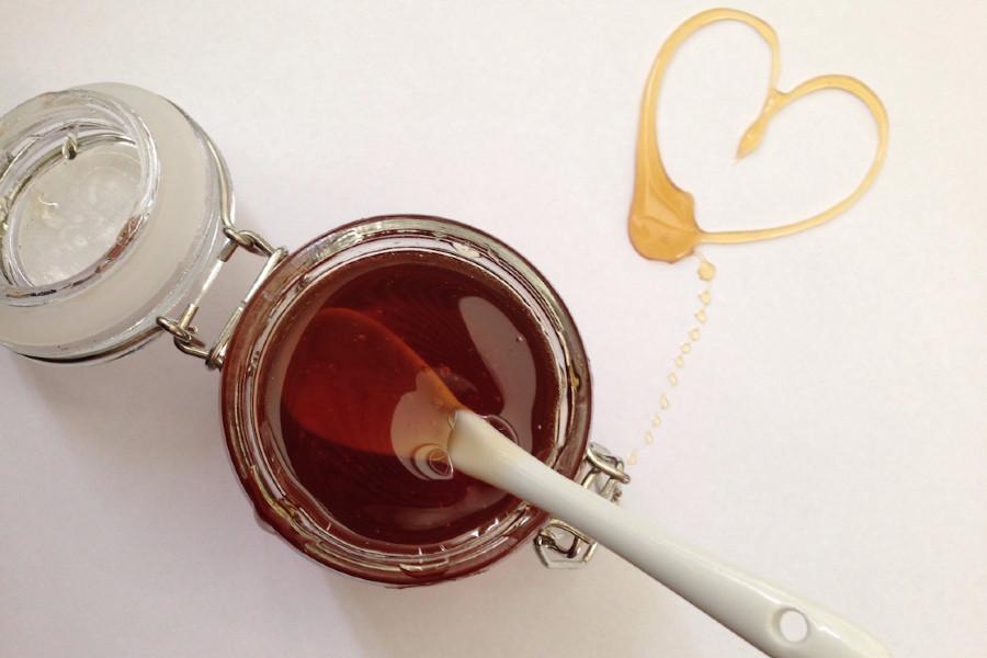 Miel para atraer el amor