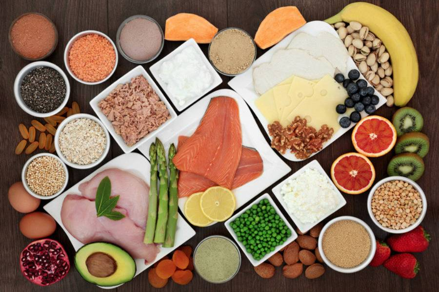 Alimentos con ácido hialurónico