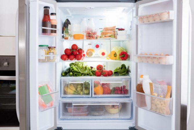 A qué temperatura debe estar el refrigerador