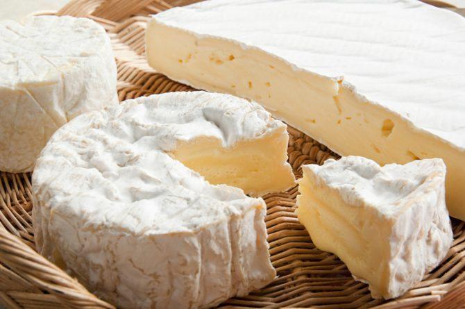 alimentos prohibidos en el embarazo quesos