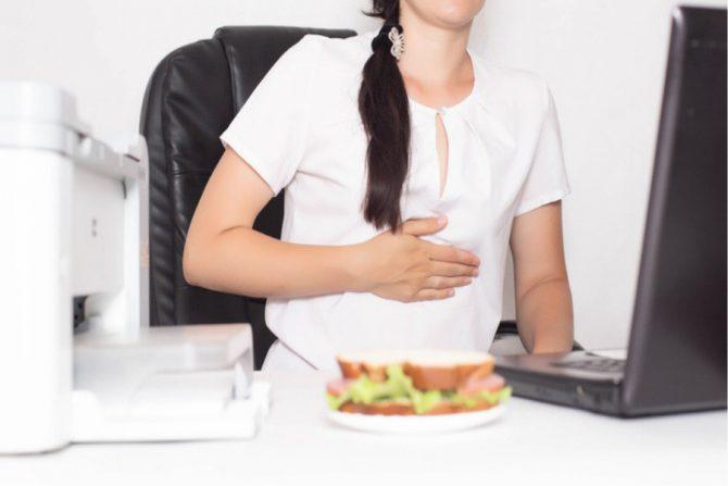 Alimentos que debes evitar si tienes gastritis