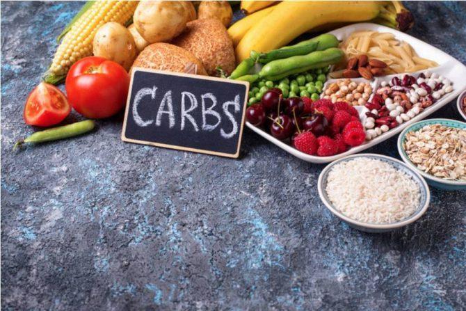 Beneficios de los carbohidratos