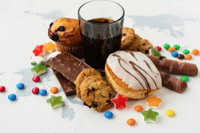 Cuáles son los carbohidratos malos