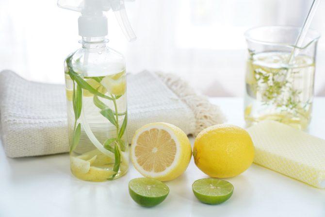 citricos para eliminar malos olores del refrigerador
