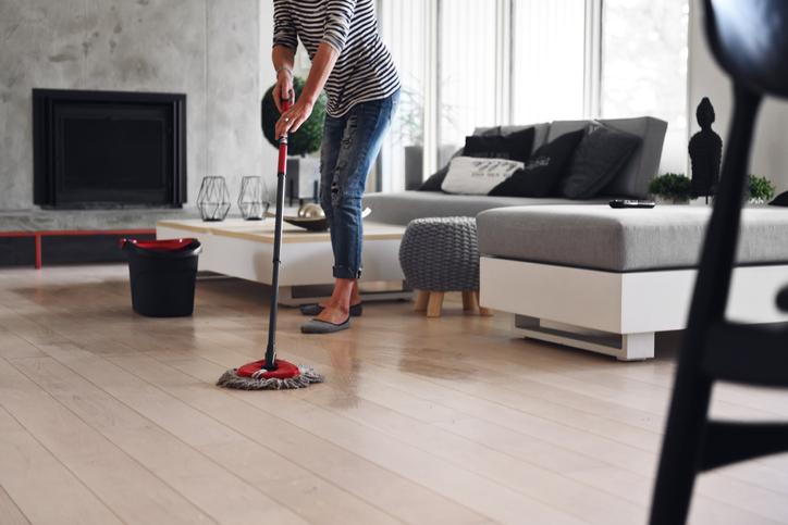 como limpiar tu casa de malas vibras con vinagre
