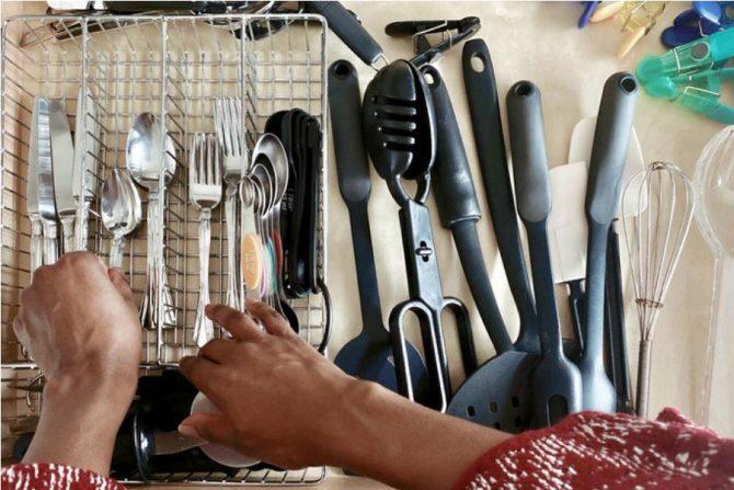 ómo ordenar los cajones de la cocina