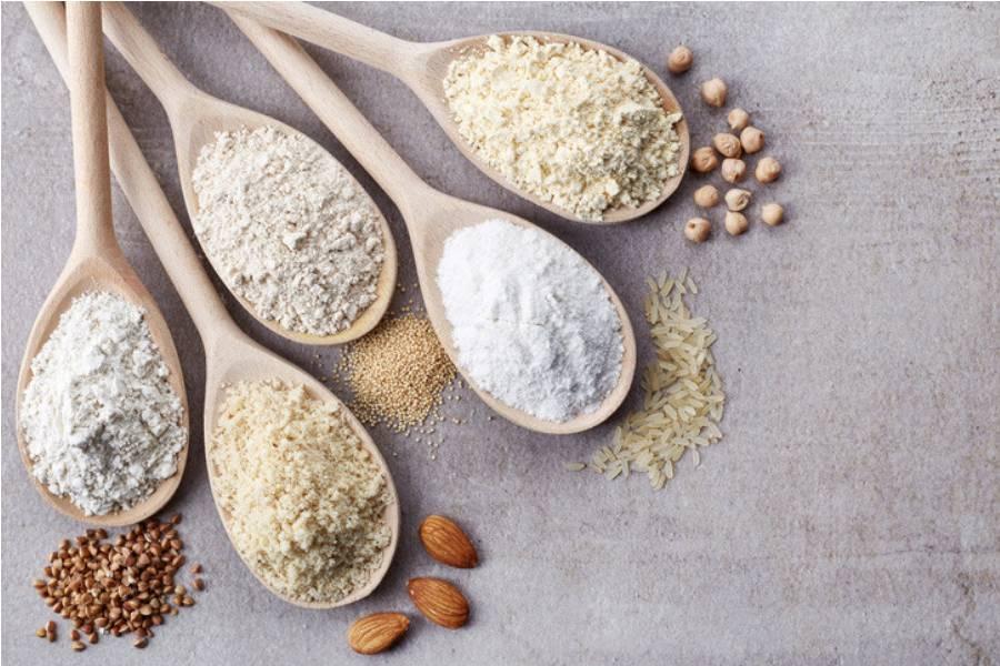 Cuáles son las harinas sin gluten