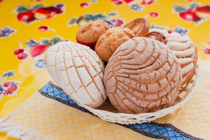 cuantas piezas de pan dulce puedo comer al dia