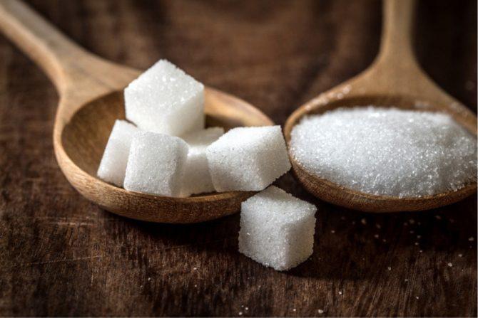 Por qué es malo comer azúcar