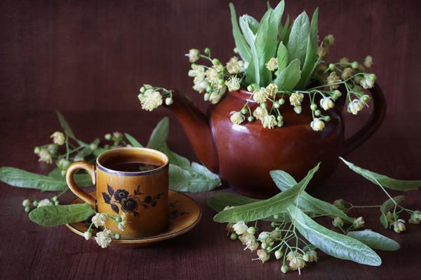 Beneficios del té de tila