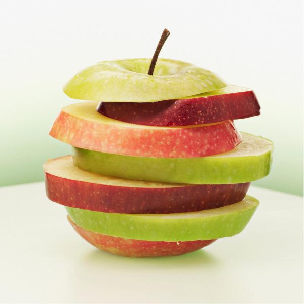 Qué pasa si como manzanas todos los días