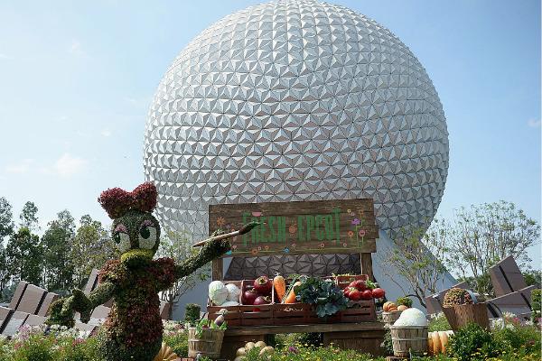 Parque Epcot de Disney