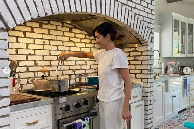 Programa de cocina de Selena Gomez