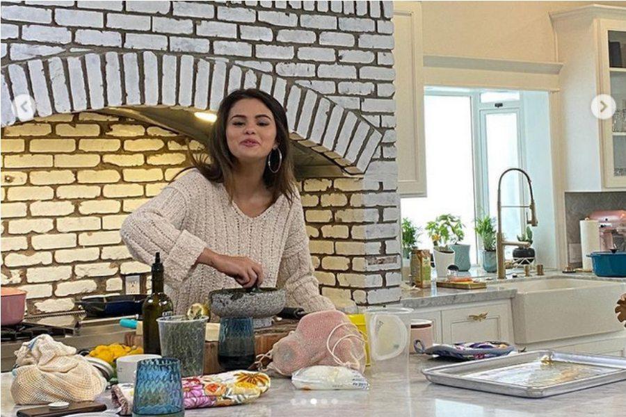 Programa de cocina de Selena Gomez (Selena + Chef)