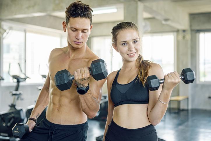 snacks saludables para aumentar la masa muscular y ganar peso