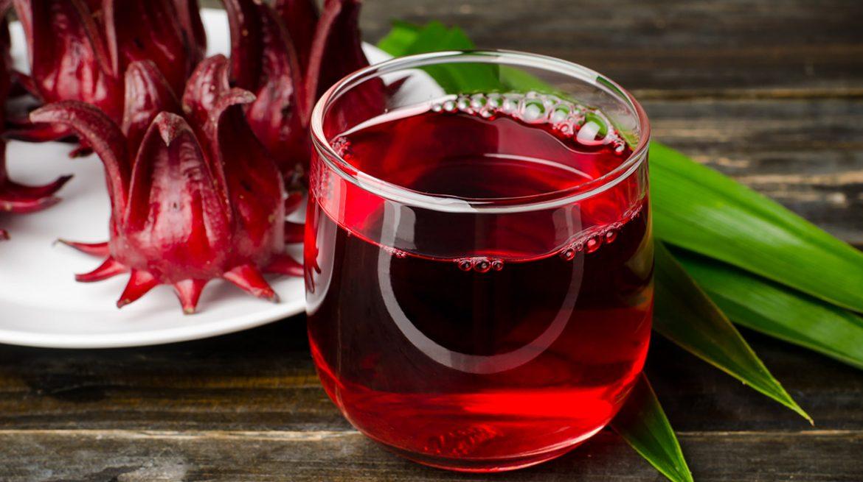 té de jamaica