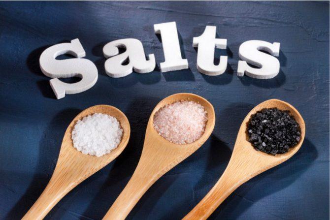 Para qué sirve la sal