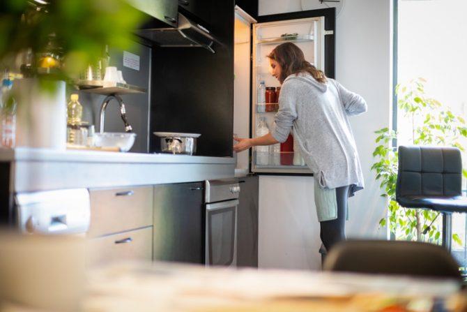 trucos para descongelar el refrigerador