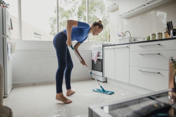 vinagre para alejar las malas energias de tu casa.