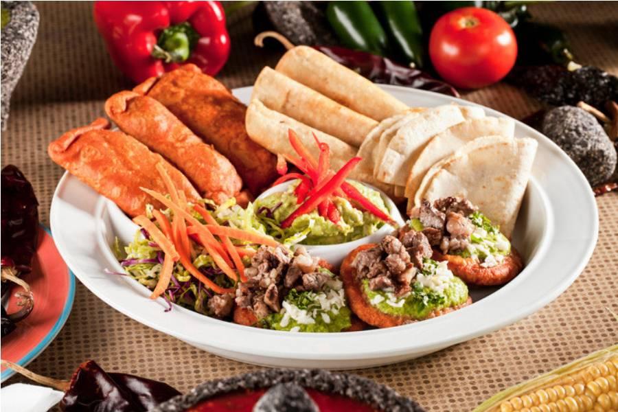 Antojitos mexicanos saludables