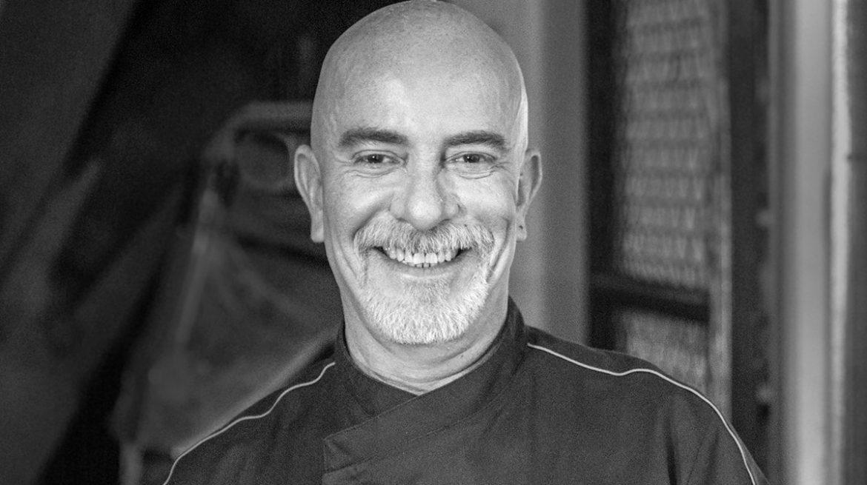 chef Gerardo Vázquez Lugo, receta: pulpo enamorado