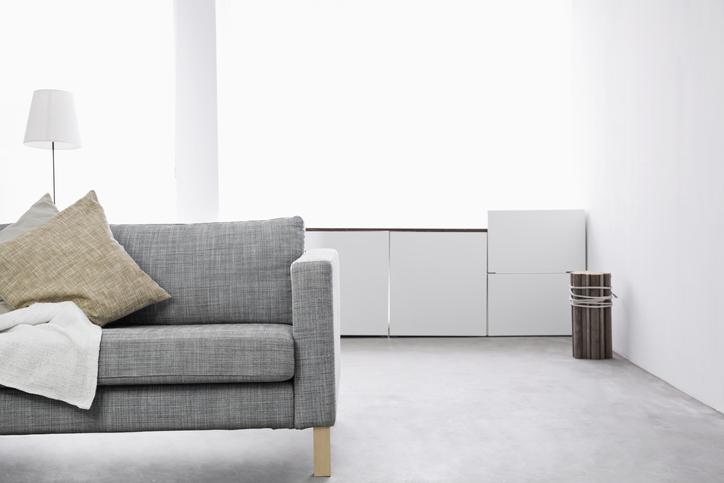como limpiar los sillones de tela con bicarbonato