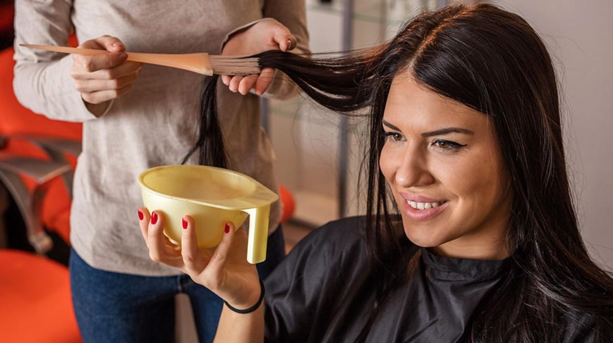 como usar una mascarilla de bicarbonato en el cabello