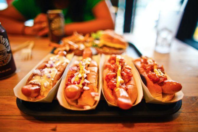 Efectos negativos de comer hot dog