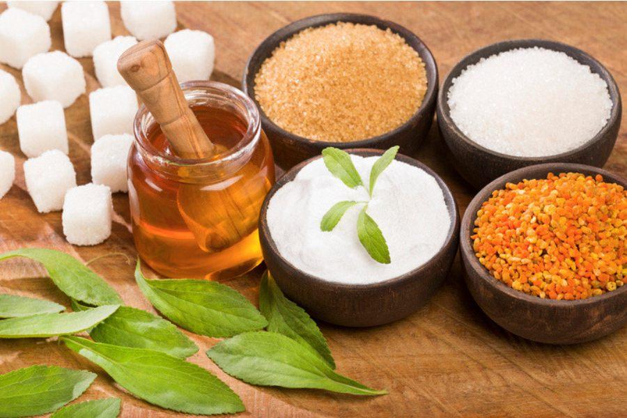 Endulzantes naturales para sustituir el azúcar