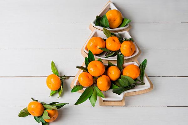 Temporada de mandarinas